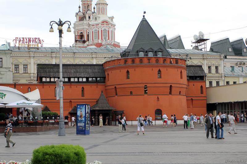 Как в центре Москвы появился Китай-город.