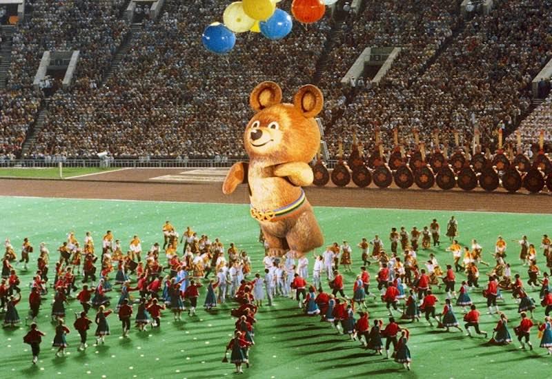 Интересные факты о московской Олимпиаде 1980 года.