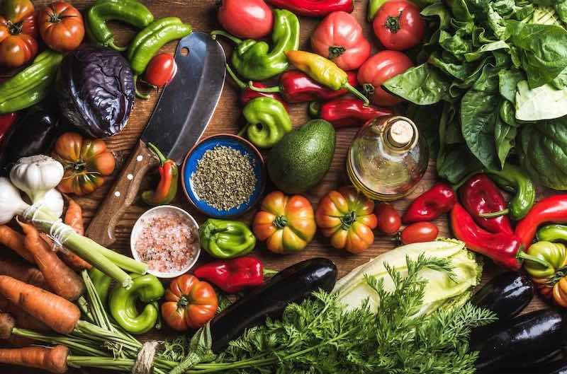 Интересные факты о вегетарианцах.