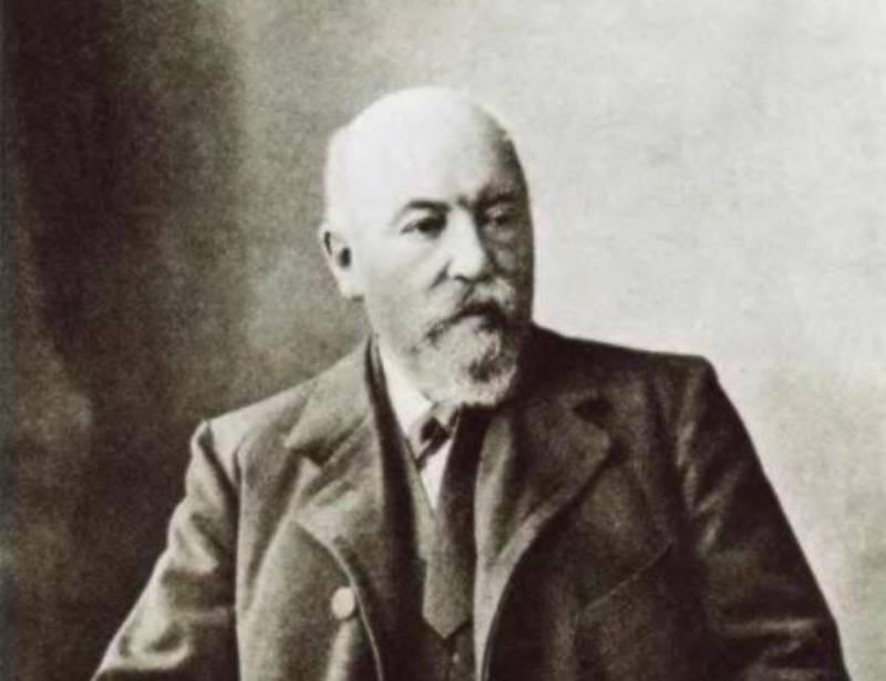 Николай Иванович Пастухов.