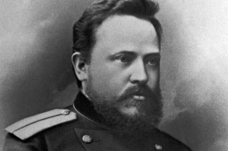 Биография Сергея Мосина.