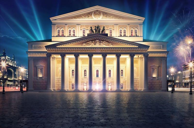 Интересные факты о Большом театре.