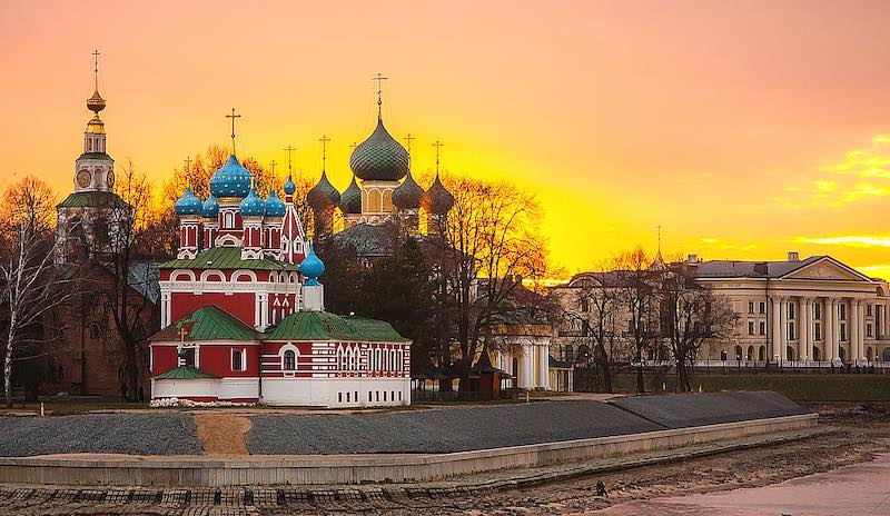 Интересные факты о городе Углич.