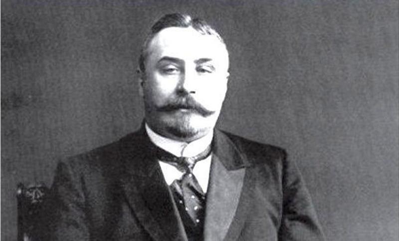 Биография Аркадия Кошко.