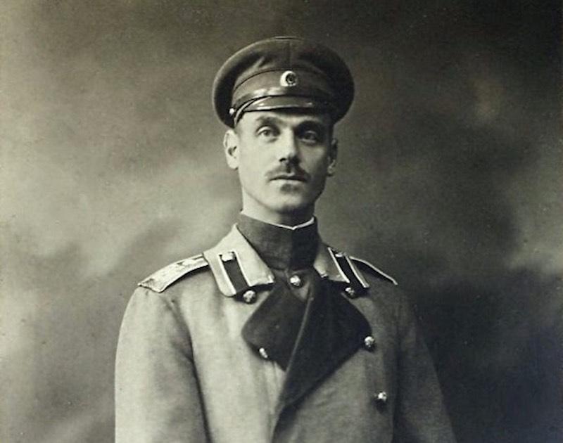 Биография Михаила Романова.