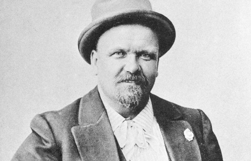 Владимир Гиляровский.