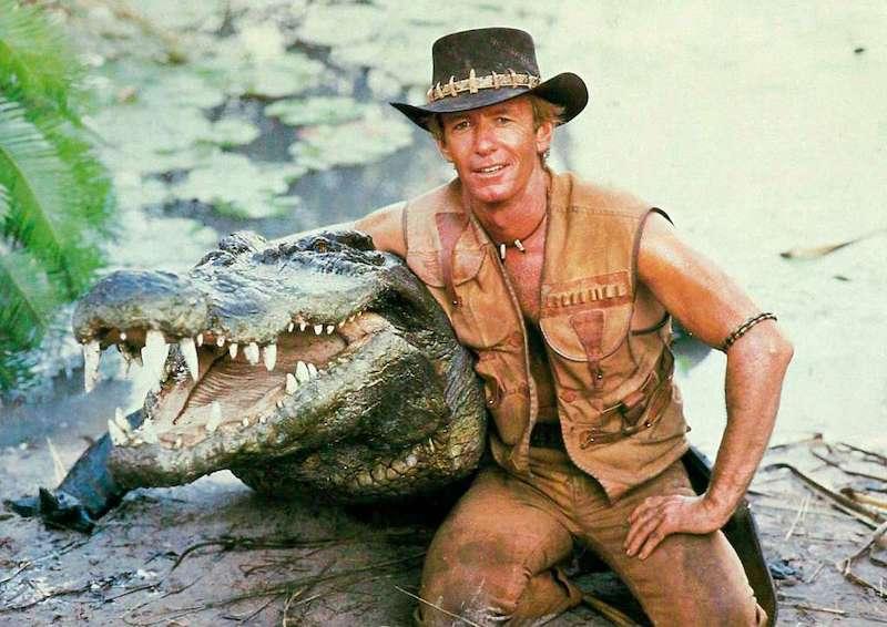 Данди по прозвищу Крокодил.