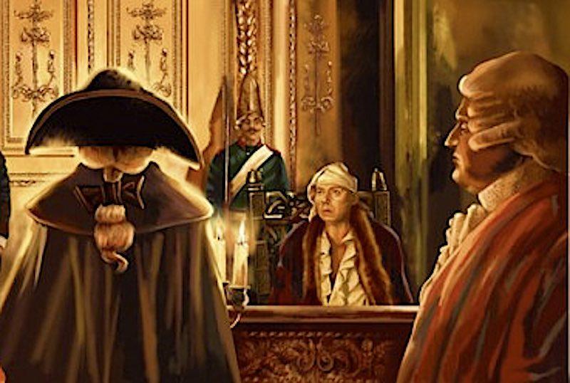 Кто и за что убил императора Павла I.