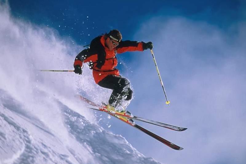 Интересные факты о горных лыжах.