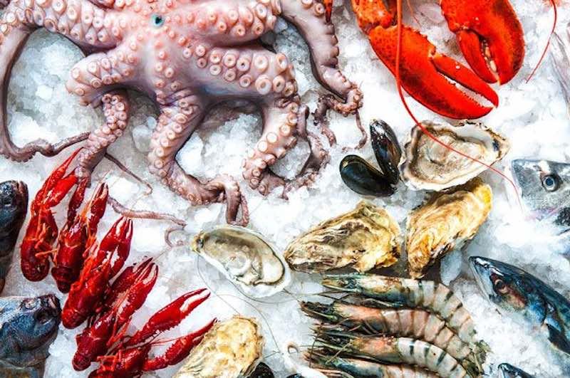 Интересные факты о морепродуктах.