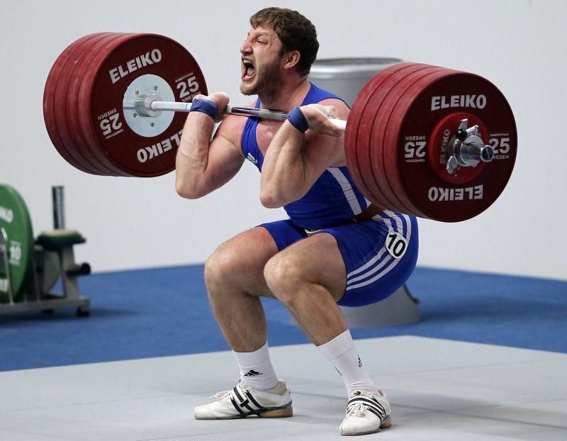 Интересные факты о тяжелой атлетике.