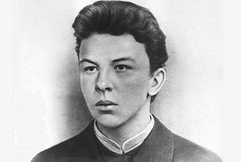 Биография Александра Ульянова.
