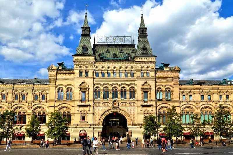 Интересные факты о ГУМе в Москве
