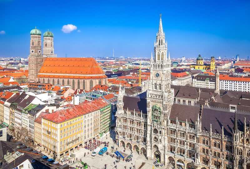 Интересные факты о Мюнхене.