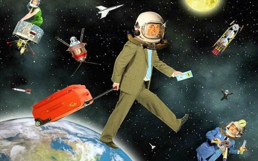 Интересные факты о космических туристах.