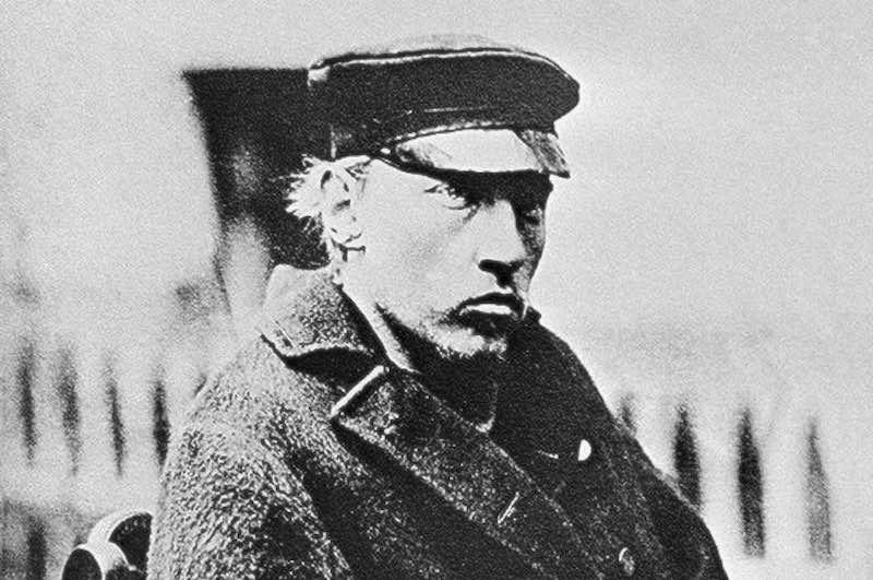 Дмитрий Каракозов - пламенный борец с самодержавием.