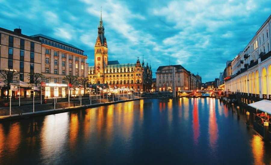Интересные факты о Гамбурге.