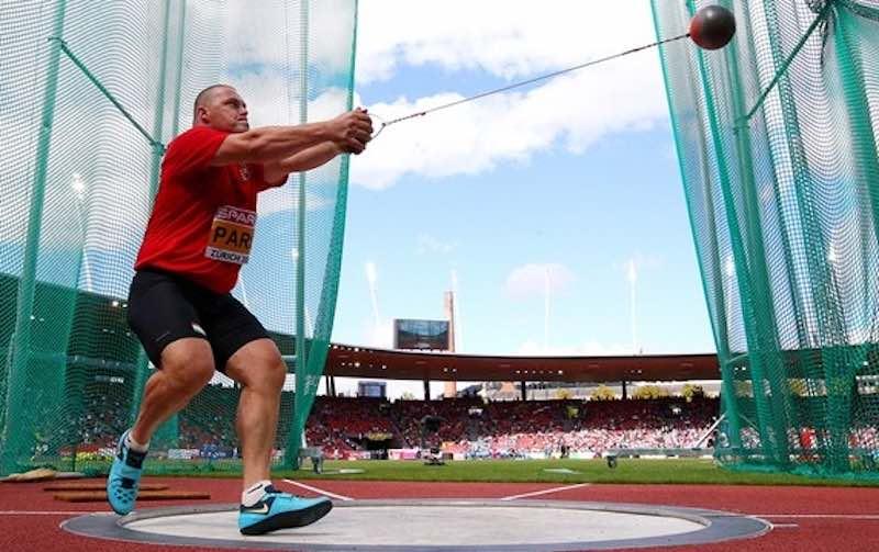 Метание молота - как забава ирландских кузнецов стала олимпийским видом спорта.