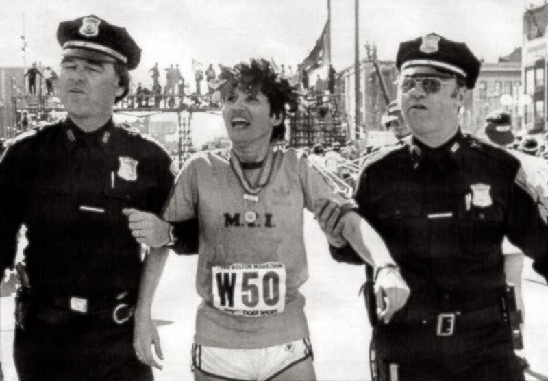 Самые известные марафонцы-мошенники.