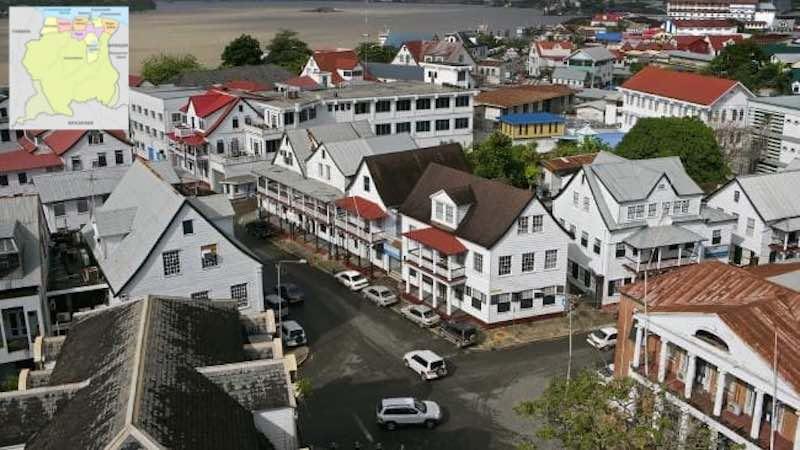 Интересные факты о Суринаме.