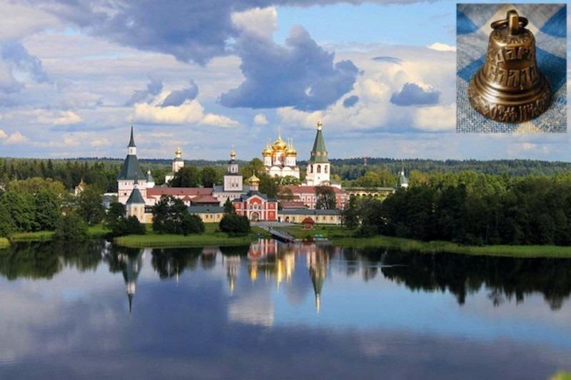 Как город Валдай стал центром литья поддужных колокольчиков.