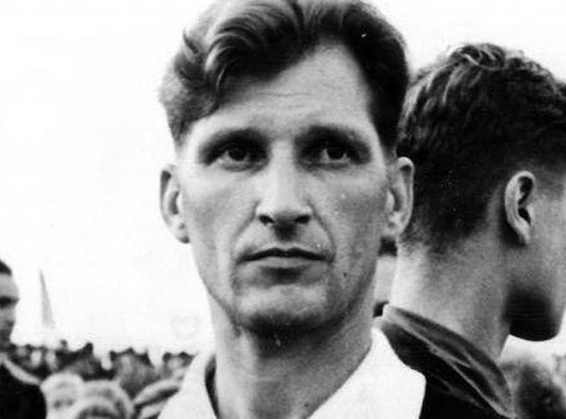 Николай Латышев - лучший судья советского футбола.