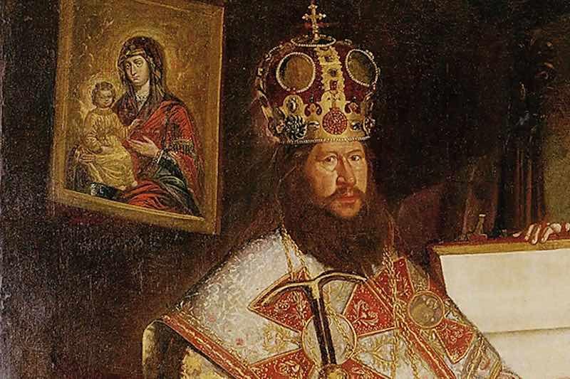 Патриарх Никон - реформатор русской церкви.