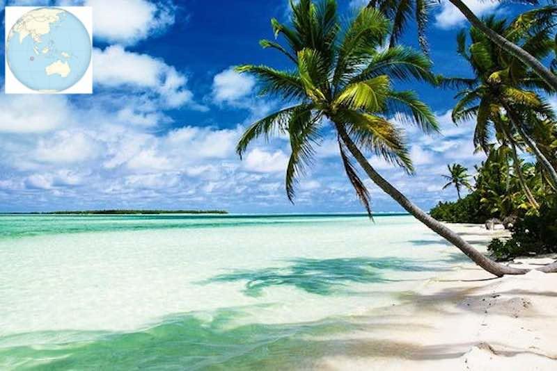 Где находятся Кокосовые острова.
