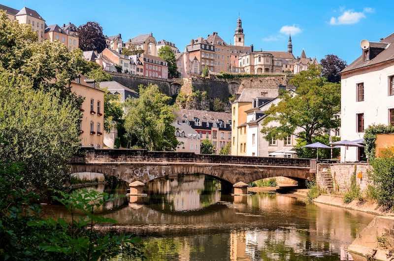 Интересные факты о Люксембурге.