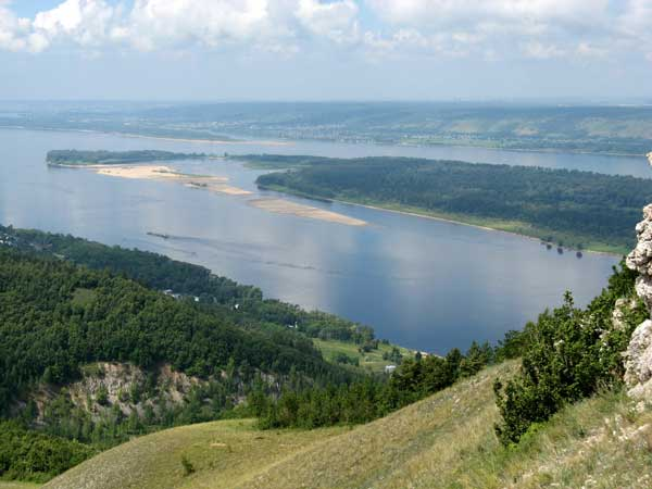 Интересные факты о Жигулевских горах
