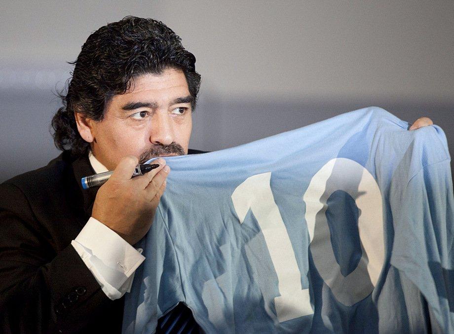 Интересные факты о Диего Марадоне