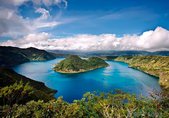 Интересные факты об Эквадоре