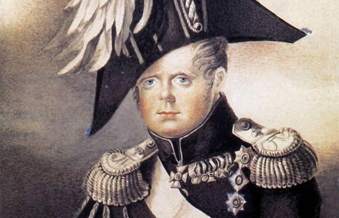 Константин Павлович - наследник престола, не ставший императором