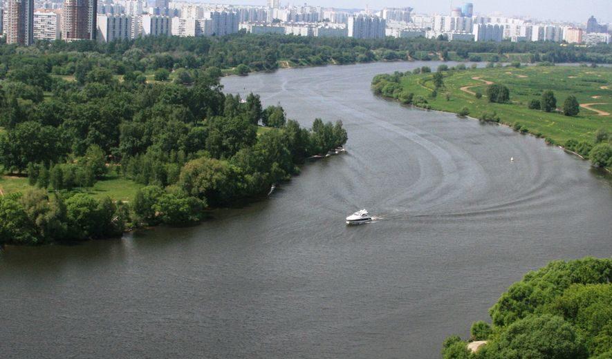 Интересные факты о Москве-реке
