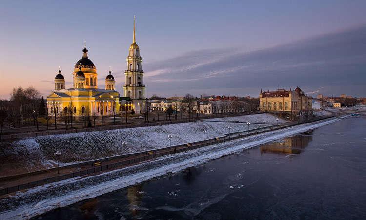 Интересные факты о Рыбинске