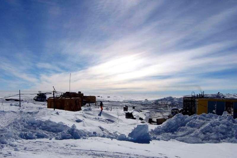 """Антарктическая станция """"Восток"""" - жизнь в экстремальных условиях"""
