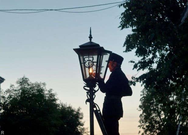 Интересные факты о фонарщиках
