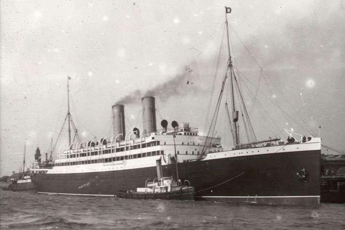 """""""Императрица Ирландии"""" - океанский лайнер, который называли """"Канадский """"Титаник"""""""