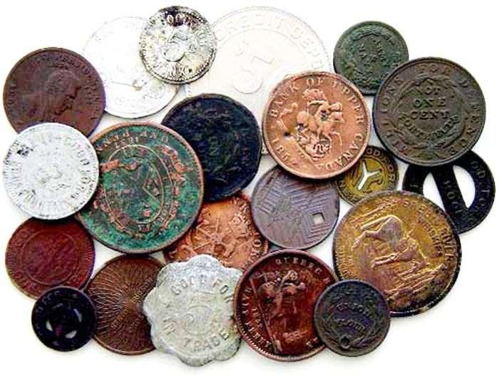Самые необычные способы использования монет