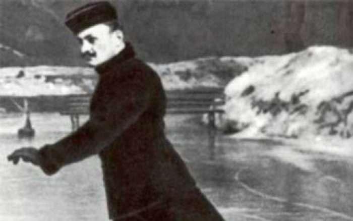 Николай Александрович Панин-Коломенкин - первый олимпийский чемпион из России