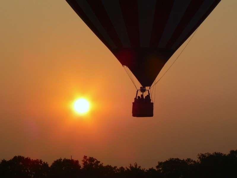 Интересные факты о полетах на воздушном шаре
