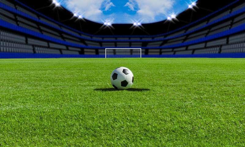 Интересные факты о футбольных полях