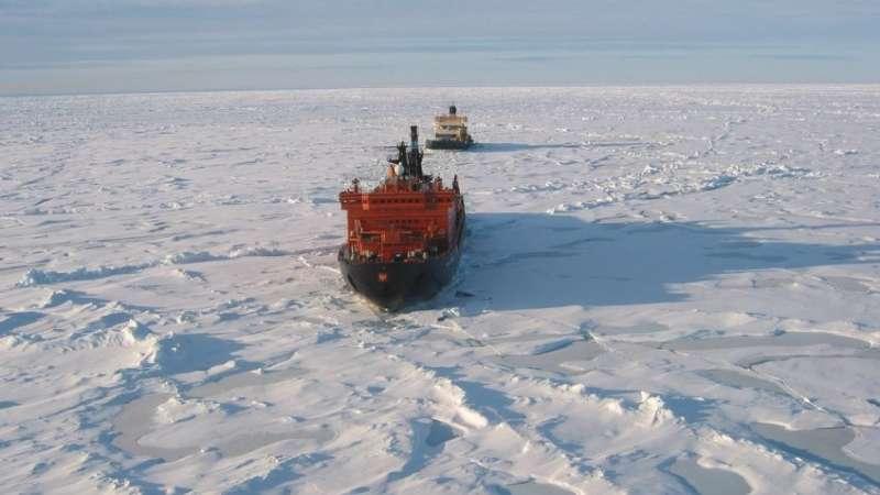 Интересные факты о Северном морском пути