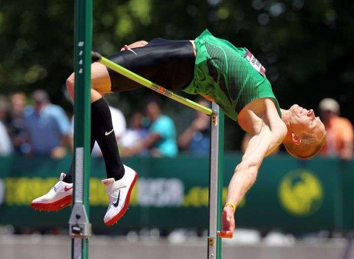 Интересные факты о прыжках в высоту